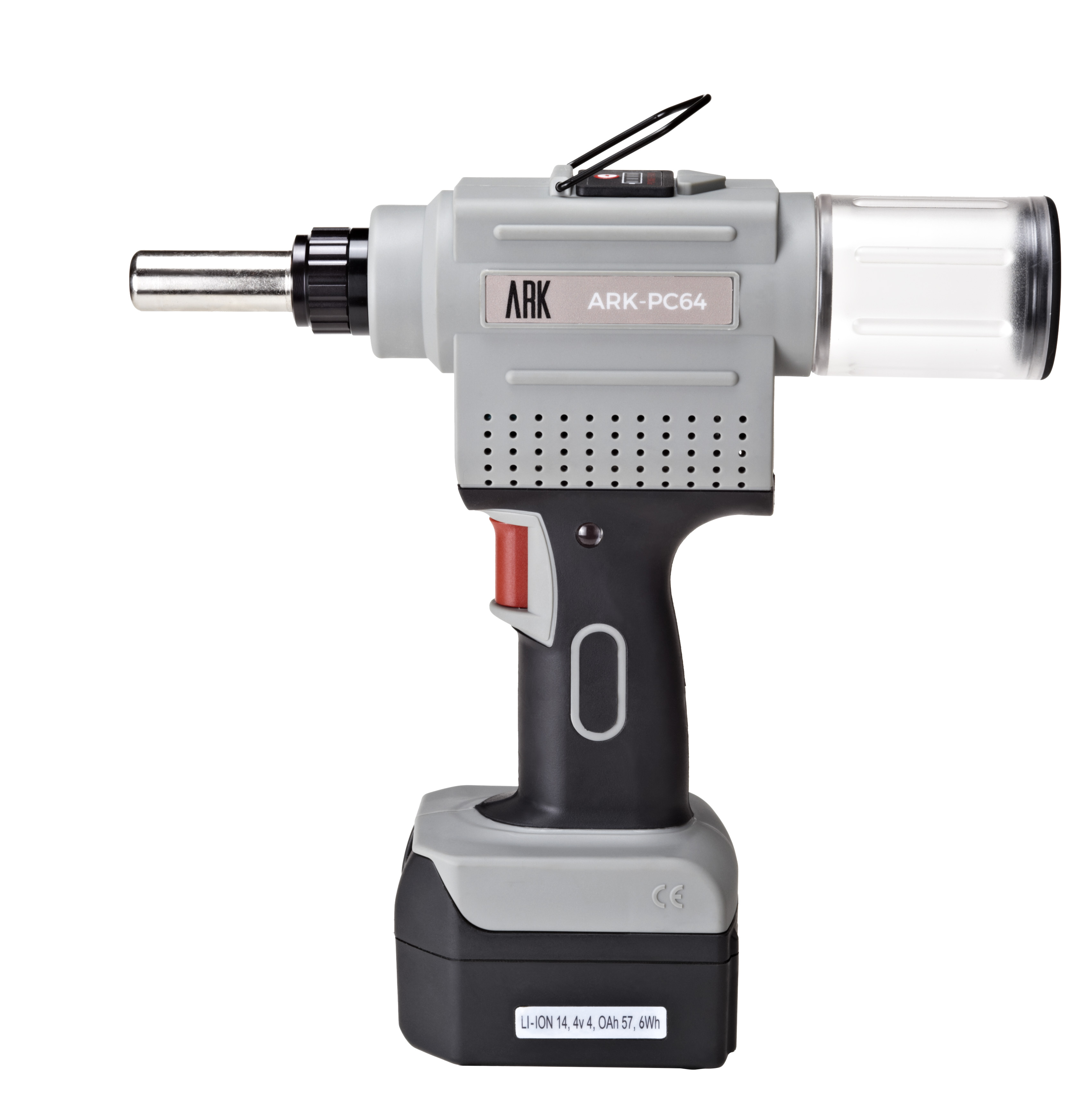 ARK - PC64 Battery Powered  Structural Riveting Tool