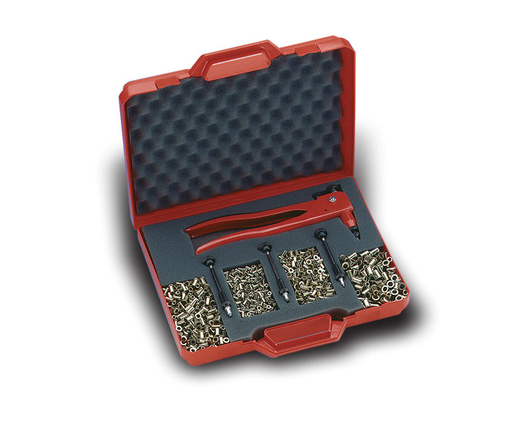 FAR KJ17 Extra Rivet Nut Hand Tool (Kit)